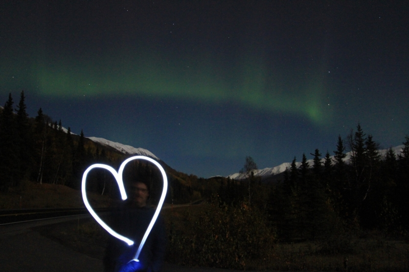 Alaskans Love The Northern Lights