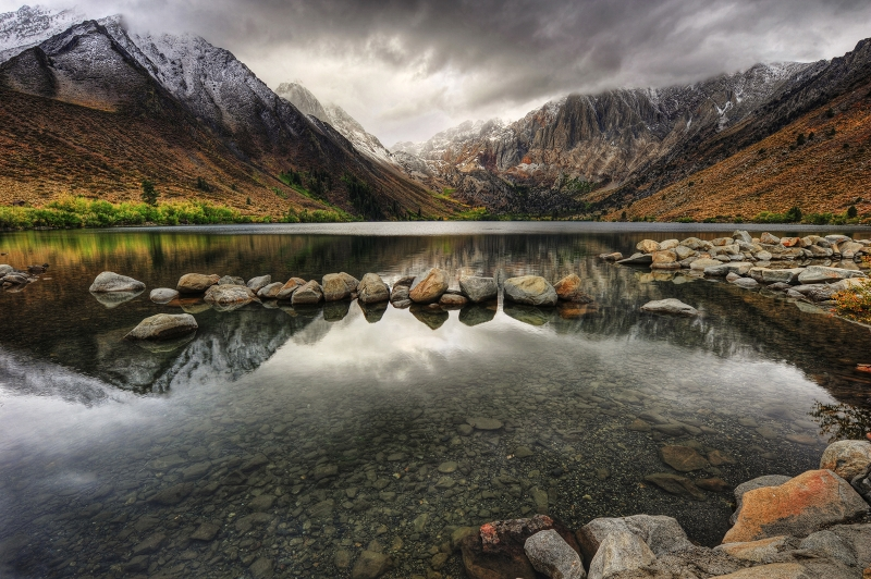 Storm At Convict Lake