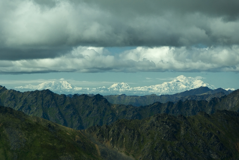 Denali From Hatch Peak