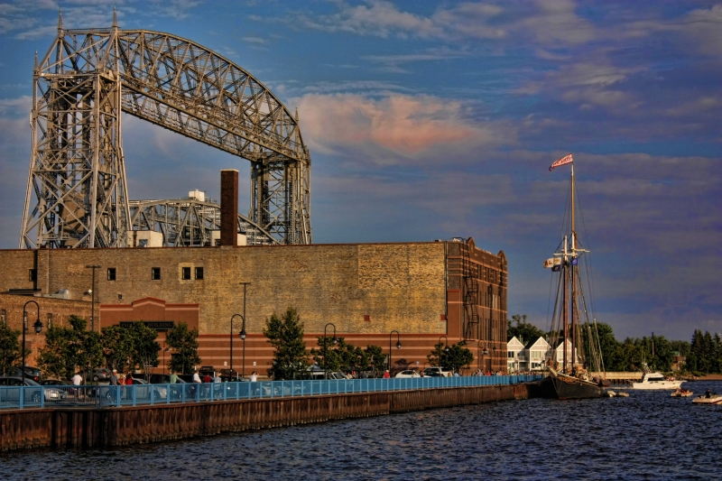 Duluth Waterfront