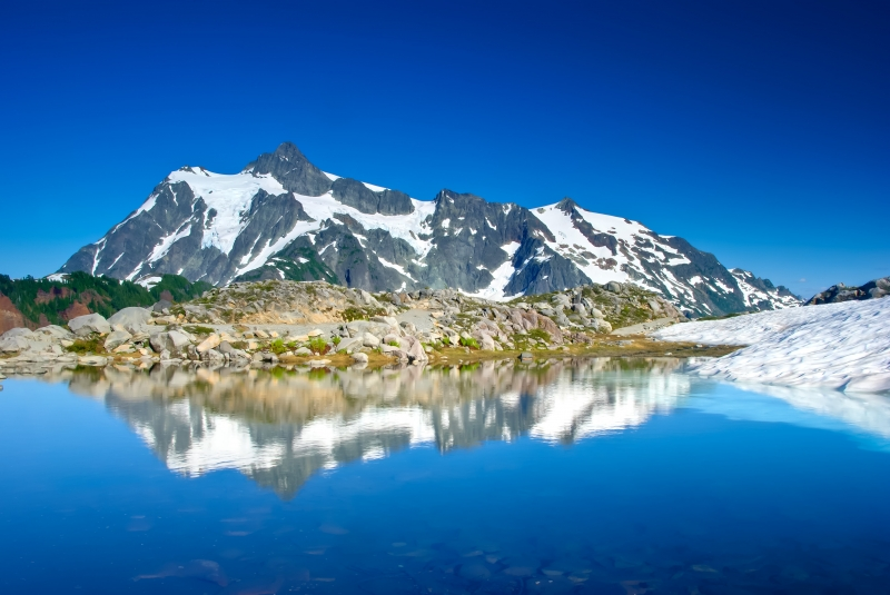 Shuksan Reflection