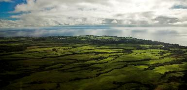 Above The Big Island