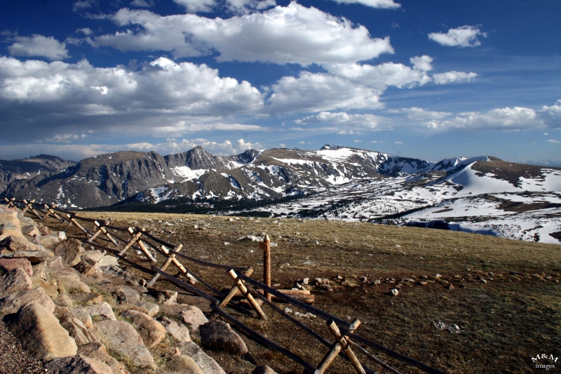 Gore Range-rocky Mountain National Park