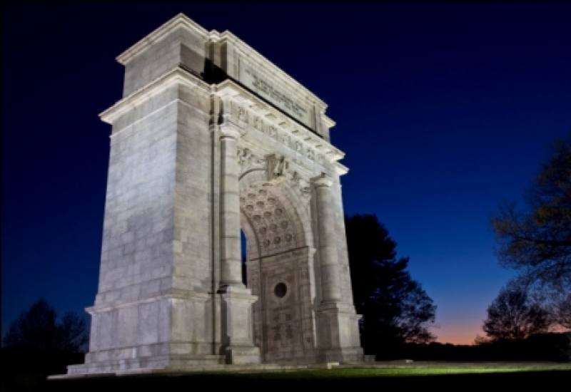 Valley Forge @ Dusk