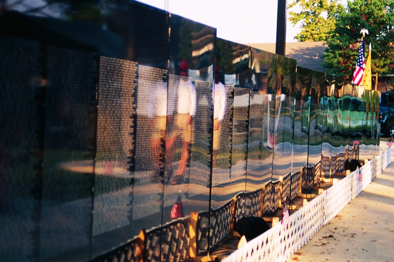 The Moving Wall: A Place To Reflect