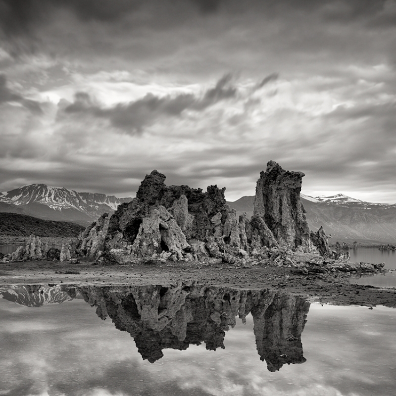 Tufa Reflection