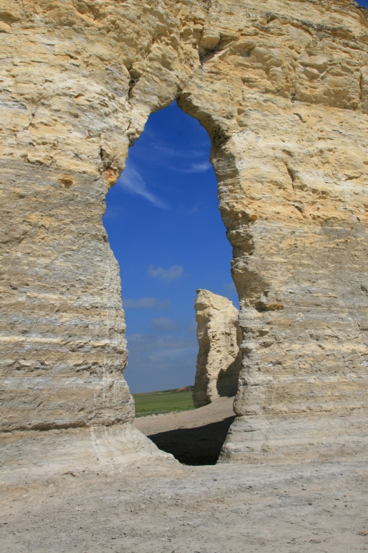 Monument Rock Window