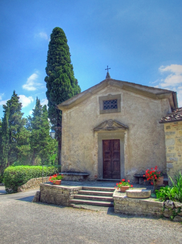 Tuscany Church