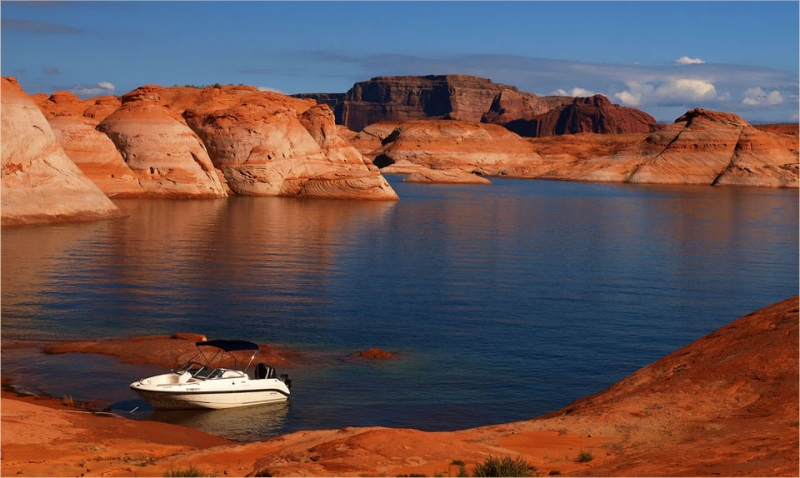 Face Canyon, Lake Powell