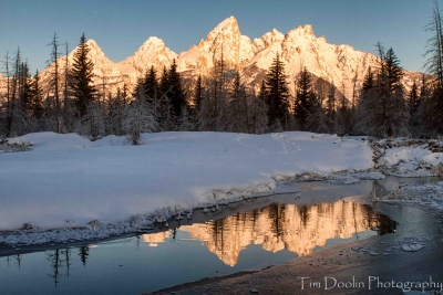 Spring In The Tetons…yeah Right!