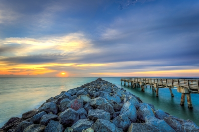 South Beach Jetty