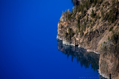 Unbelievably Blue – Now That Is Crater Lake