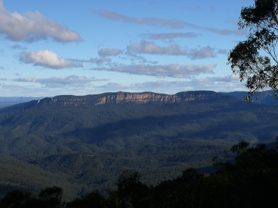 Jamison Valley In The Blue Mountains