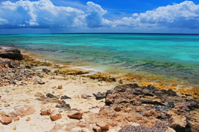 Calm Waters At Grand Turk