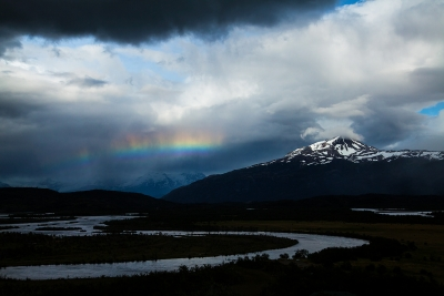 Rainbow In The Valley.