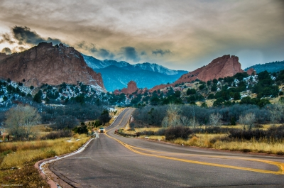 Return From The Garden Of The Gods