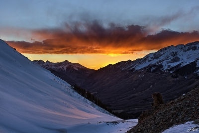 Silverton Sunset