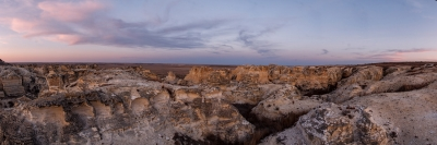 Castle Rock Badlands