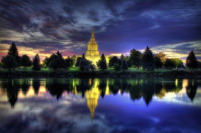 Heavenly Reflections