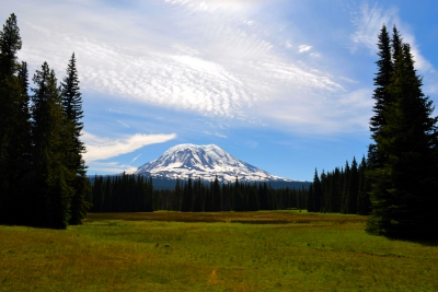 Muddy Meadows, Mt. Adams
