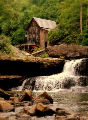 Grist Mill@ Babcock
