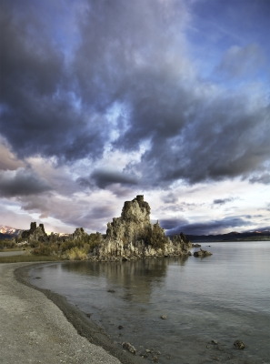 Lonely Tufa