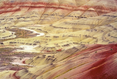 Painted Hills Or.