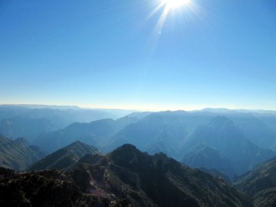 Early Morning, Copper Canyon