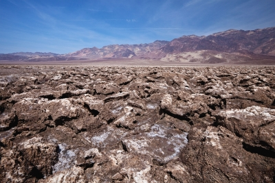 Devils Golf Course – Death Valley