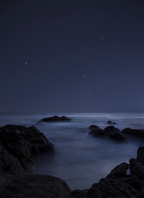 Stars Over The Pacific
