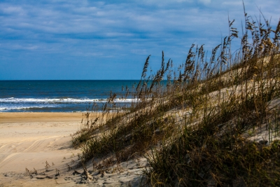 The Beach At The Outer Banks