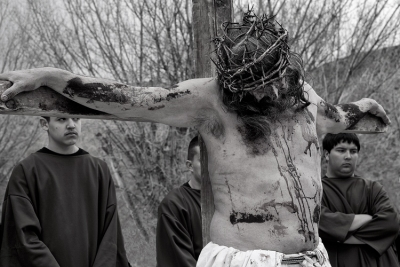 The Crucifiction, Last Moments