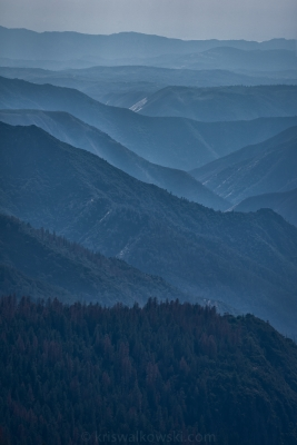 Yosemite Layers