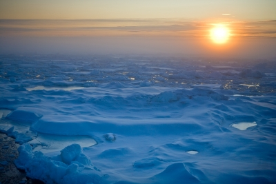 Arctic Sunset