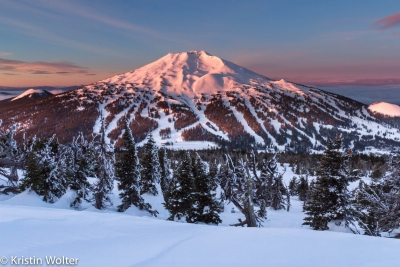 Mt. Bachelor Sunrise