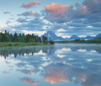 Oxbow Bend Delight