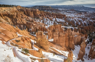 Winter At Bryce