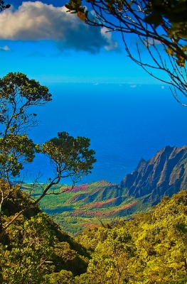 Kalalau Valley, Na Pali Coast