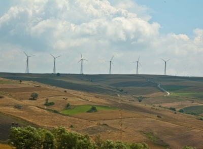 Windmills In The Plains