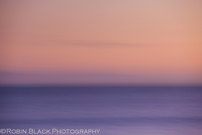 Abstract, Santa Barbara Sunset
