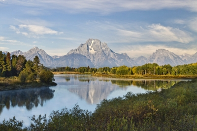 Majestic Mt. Moran