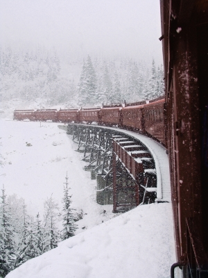 White Pass Railway Alaska