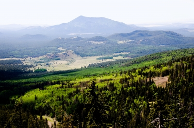 A View From San Francisco Peaks