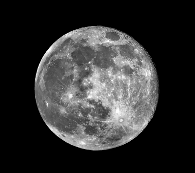 The Supermoon Up Close And Personal