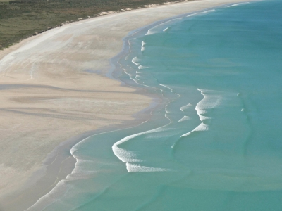 The Unspoiled Beauty Of Cable Beach In Broome, Western Auistrali