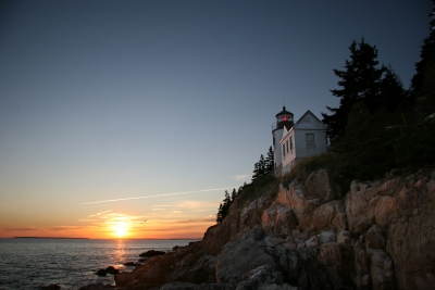 Lighthouse Acadia
