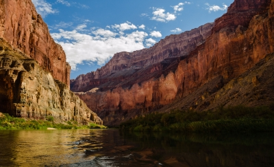 On The River In Grand Canyon