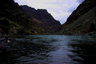 Snake River (hell's Canyon)