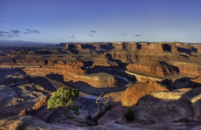 Daed Horse Point