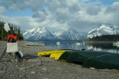 Jackson Lake Grand Teton Natioal Park